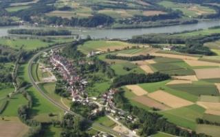 Luftbild von Ardagger